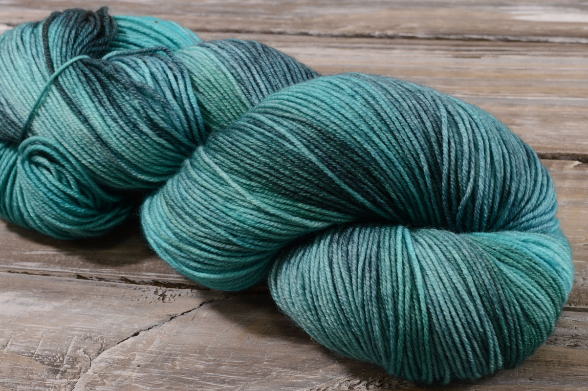Tiny BELLE – Seafoam (5 Mini-skeins)