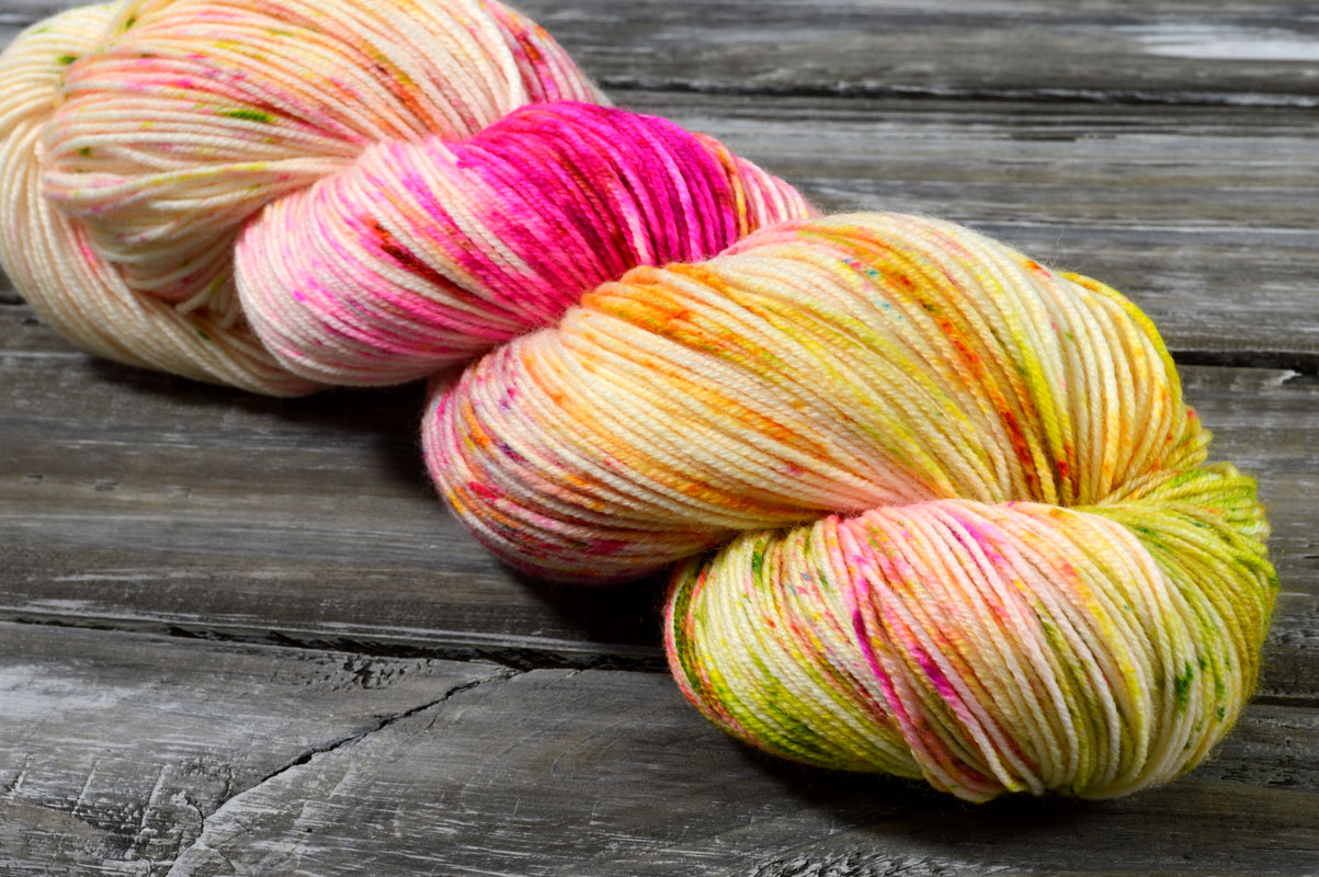 Tiny BELLE – Orchid (5 Mini-skeins)