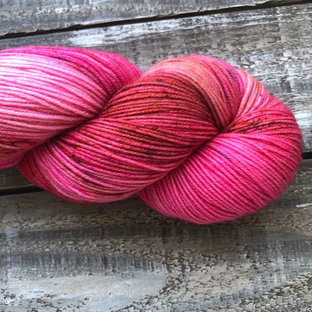 Tiny BELLE – Rhubarb (5 Mini-skeins)