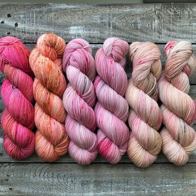 Color KIT – Rose Cardigan – The Rose 7sk