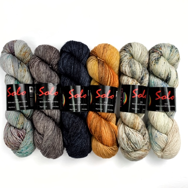 Yarn Kit – What The Fade – By Andrea Mowry – Moody Style