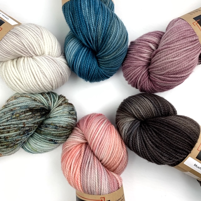 Yarn Kit – Nightshift – By Andrea Mowry – Lady Of The Lake